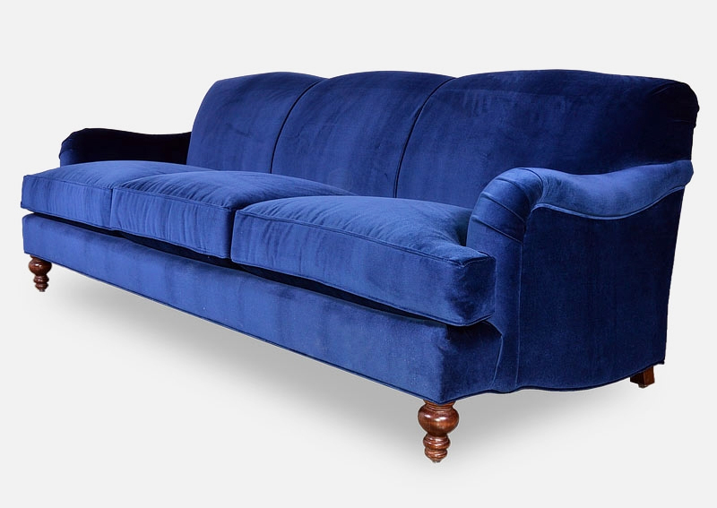 Décor Dictionary English Roll Arm Sofa – The Design Tabloid