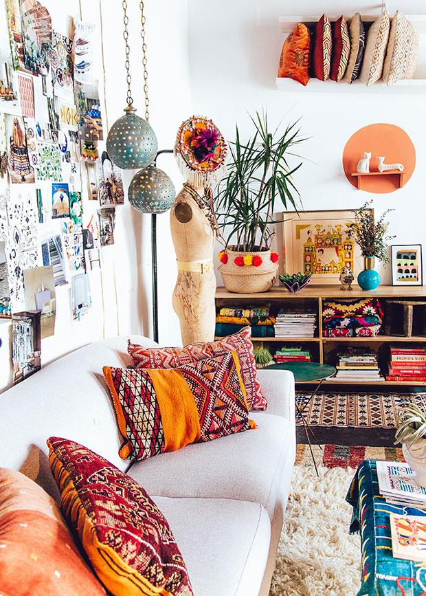 Bohemian Interiors 10 Tips Ideas The Design Tabloid