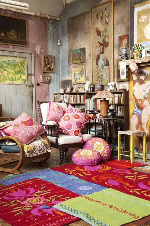 New Bohemian Interiors (8)