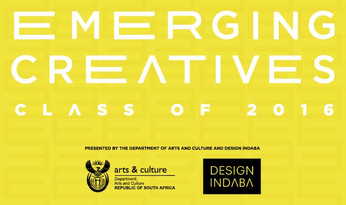 Design Indaba 2016: Emerging Creative #DI2016