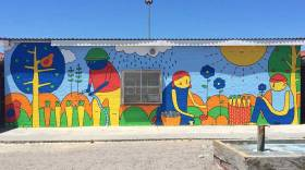 See-Saw-Do social enterprise. The project uses creative injections to transform and enliven classrooms for underprivileged children. This affords them a stimulating environment, which is more conducive to learning. [To vote SMS MBOISA+SEE-SAW-DO to 40619 at a cost of R1.50 per SMS]