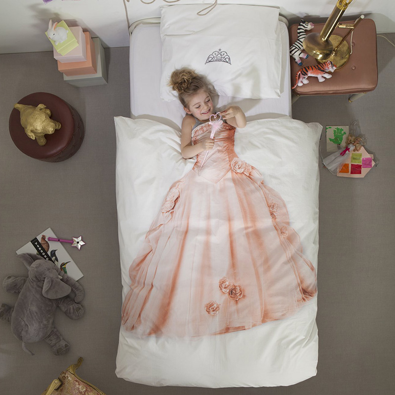 Cute Children's Bedding by Snurk (1)