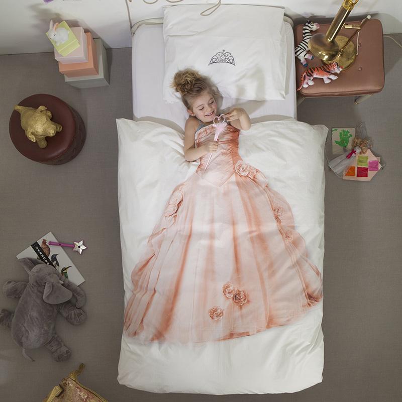 Cute Children's Bedding by Snurk (1)