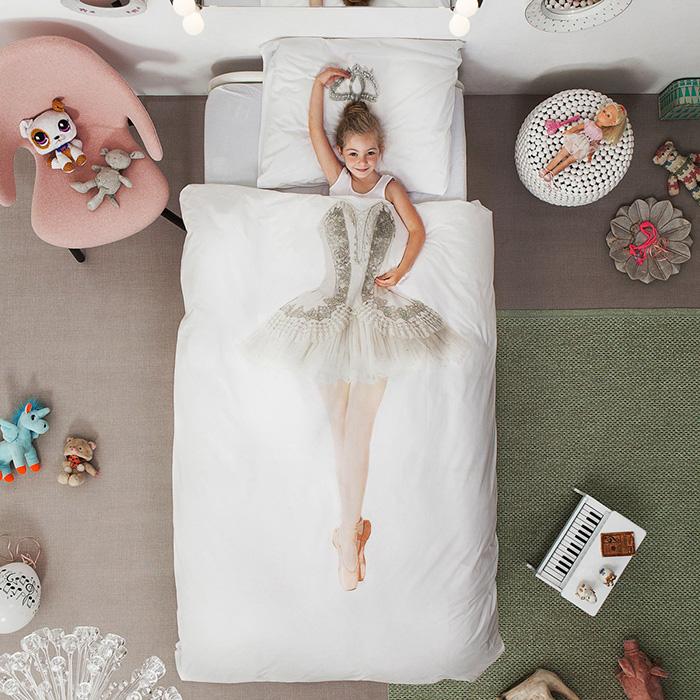 Cute Children's Bedding by Snurk (6)
