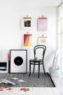 Quick Tip #45: Clothes Hanger ArtDisplay