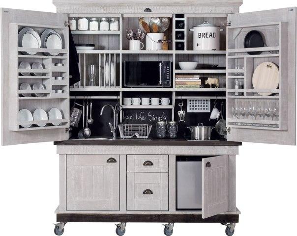 Milestone Kitchens - Kitchen in a Cupboard