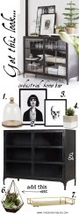 Get This Look: Industrial Home Bar