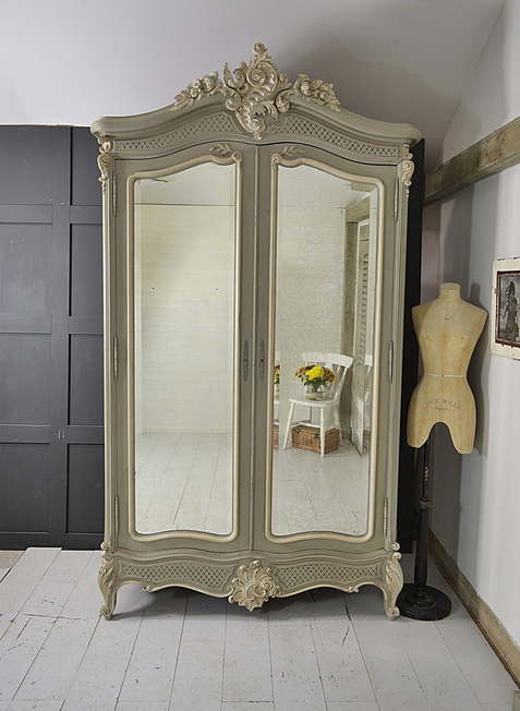Captivating Decorating Dictionary | Define: Armoire | The Design Tabloid