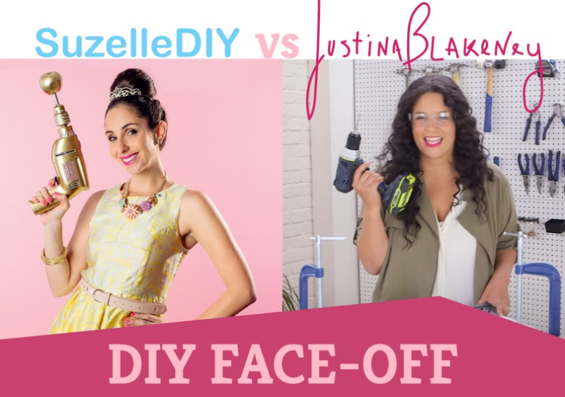 Cinder Block Design-Off - SuzelleDIY vs Justina Blakeney