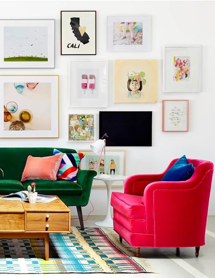 Velvet Sofa (10)