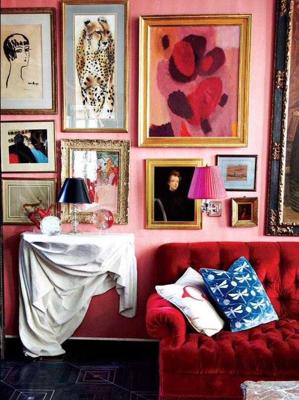 Velvet Sofa (5)