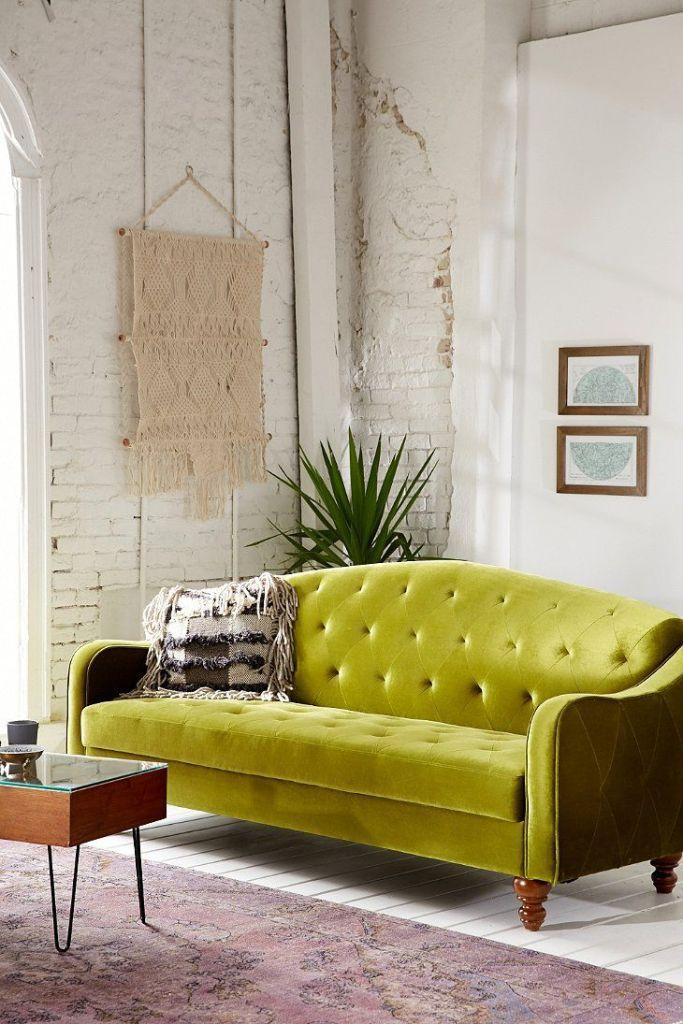 Velvet Sofa (7)