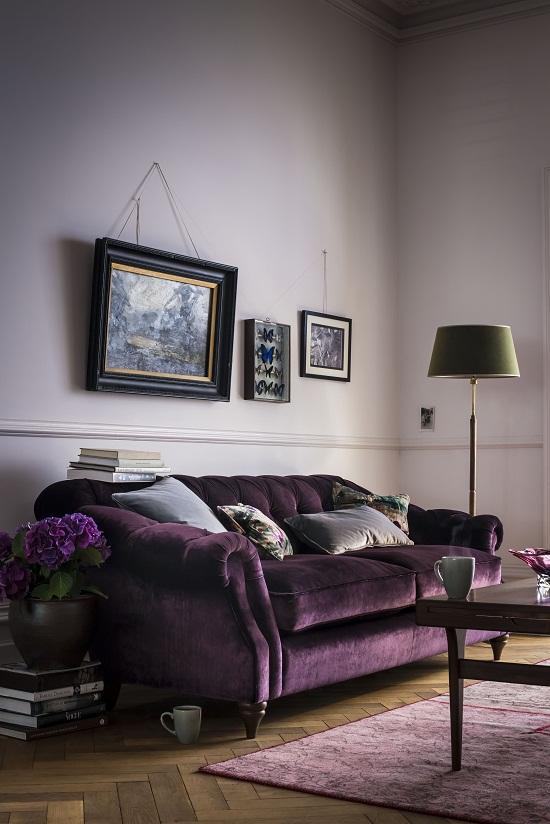 Velvet Sofa (8)