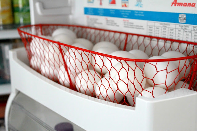 10 Hacks to Organise Your Kitchen: More Eggs In Fridge