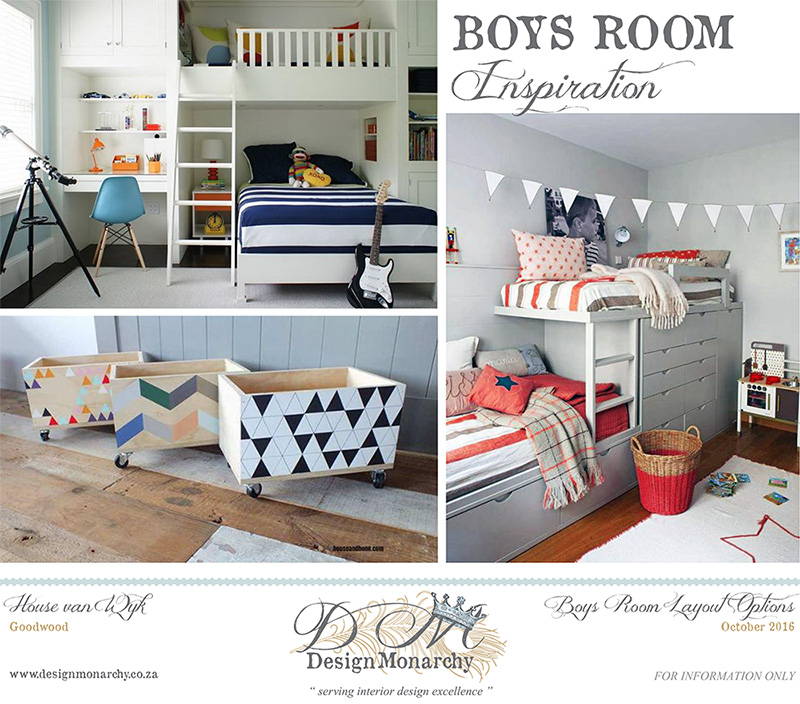 Boys Room Ideas Inspiration | Design Monarchy