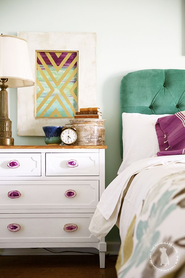 pinterest picks: beautiful bedrooms - the-handmade-home
