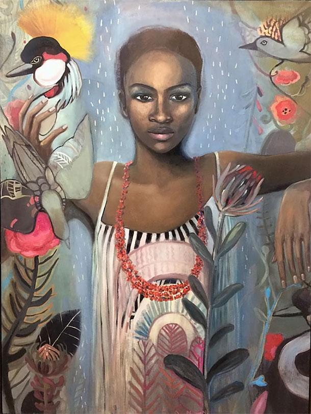 Creative SA: Leila Fanner - Artist