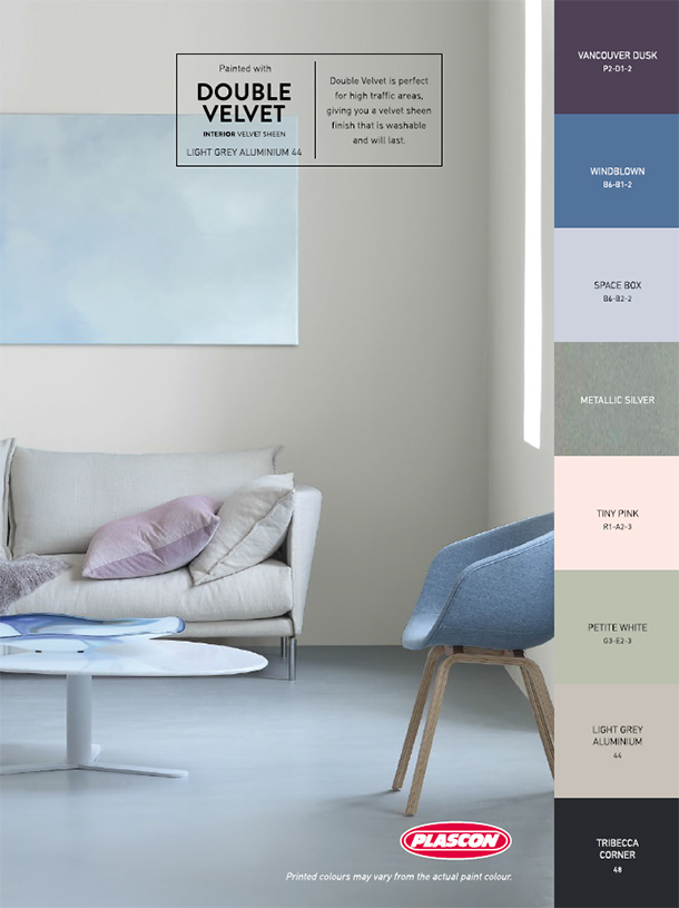 Plascon Colour Forecast 2017