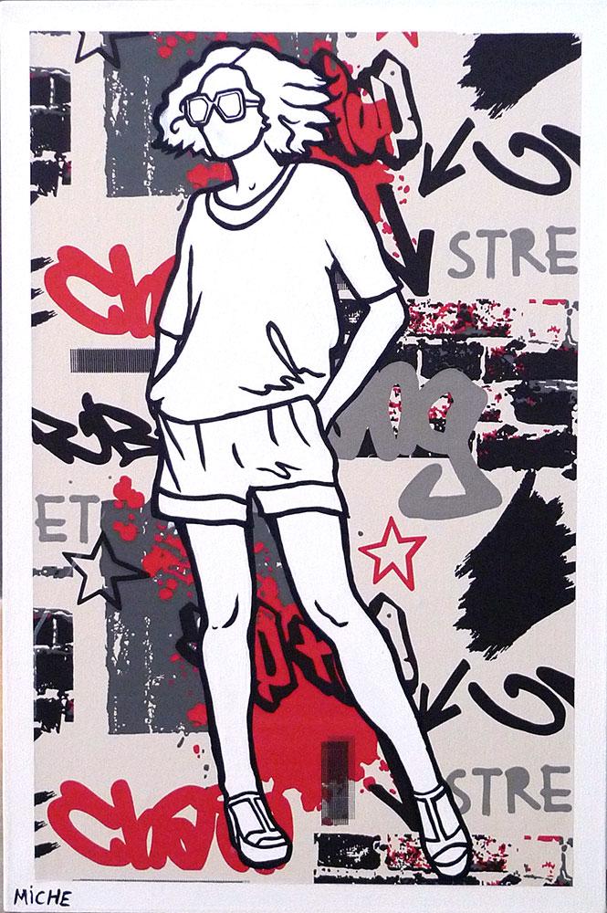 Creative SA: Artist Miche Watkins