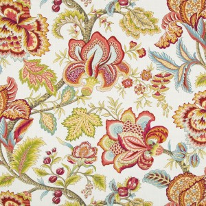 Define Jacobean Fabric Pattern