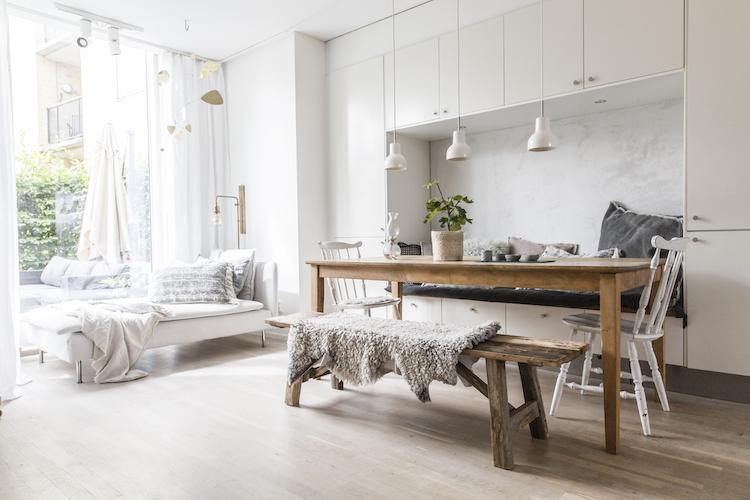 my scandinavian home kitchen tour the design tabloid. Black Bedroom Furniture Sets. Home Design Ideas