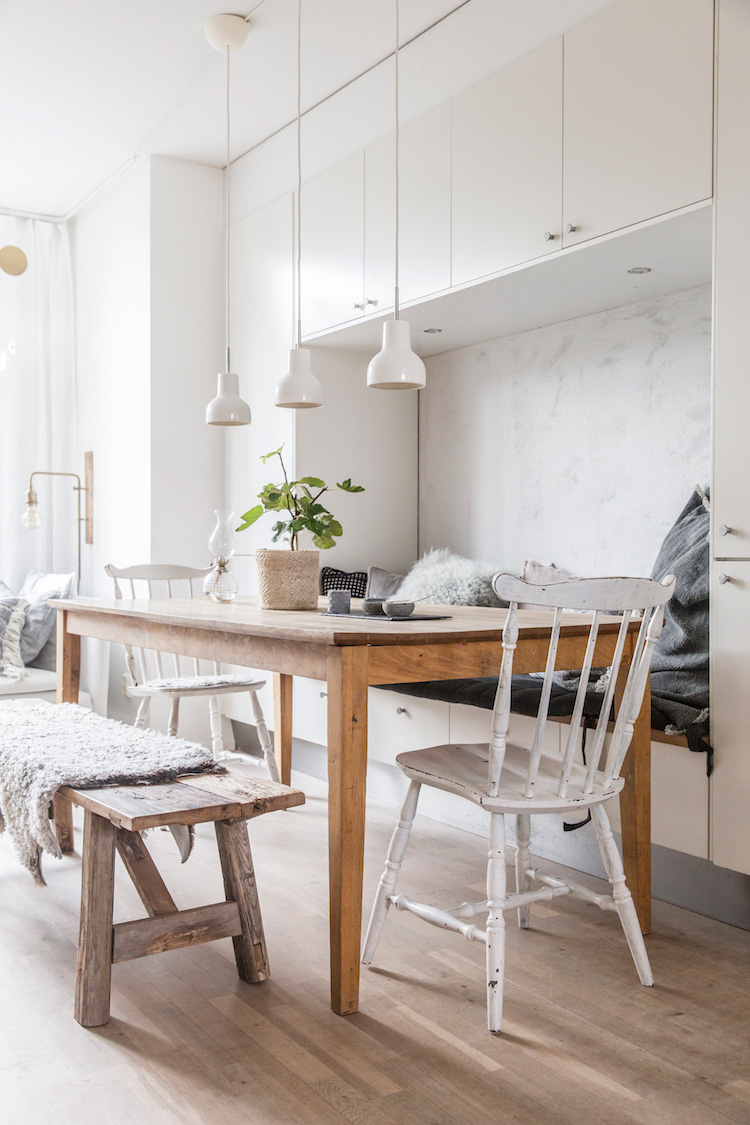 My Scandinavian Home: Kitchen Tour