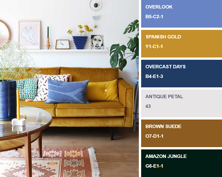 Plascon Paint Colour Name