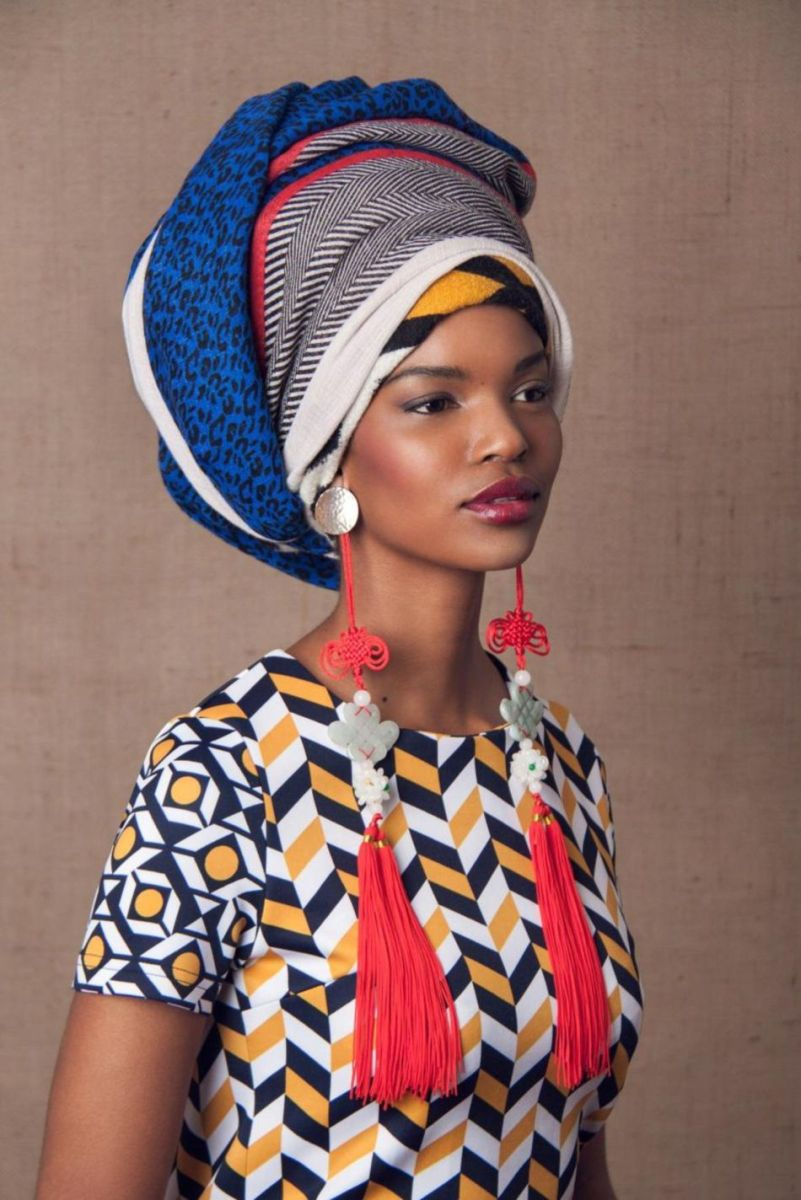 African Women's Crowning Glory