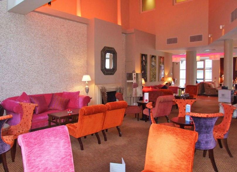 House Hotel Public Lounge - Galway Ireland
