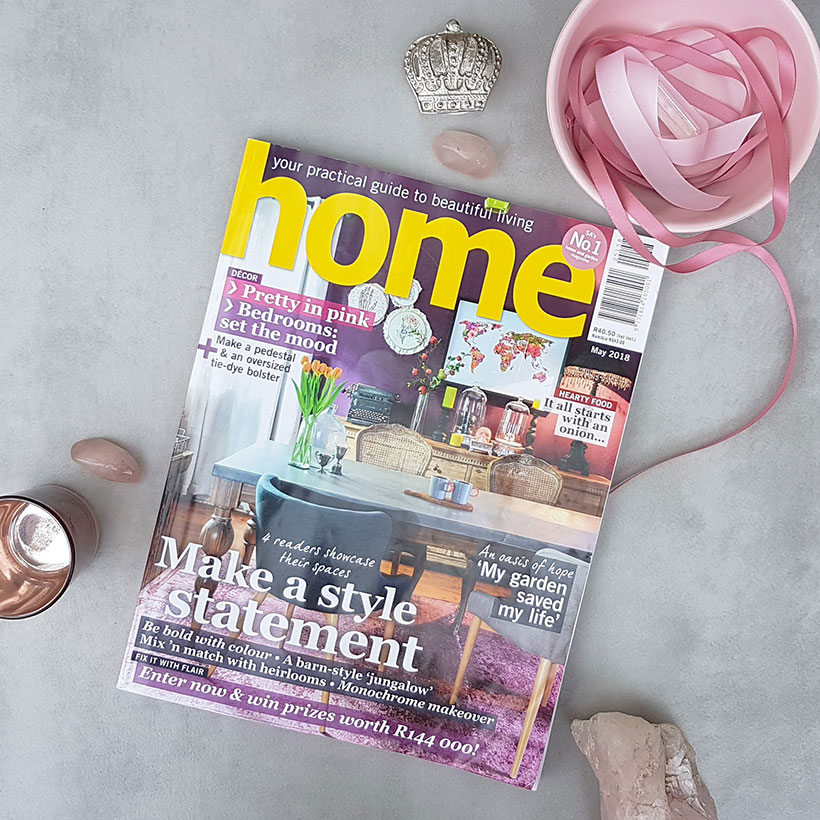 The Evolution of Pink | Home Magazine