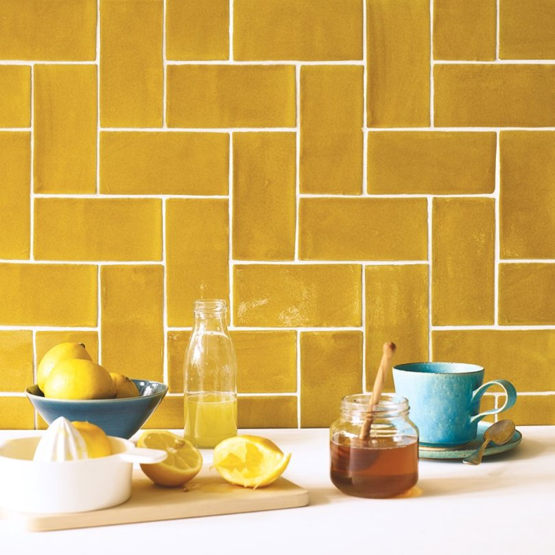 Trend Alert: Decorative Wall Tiles