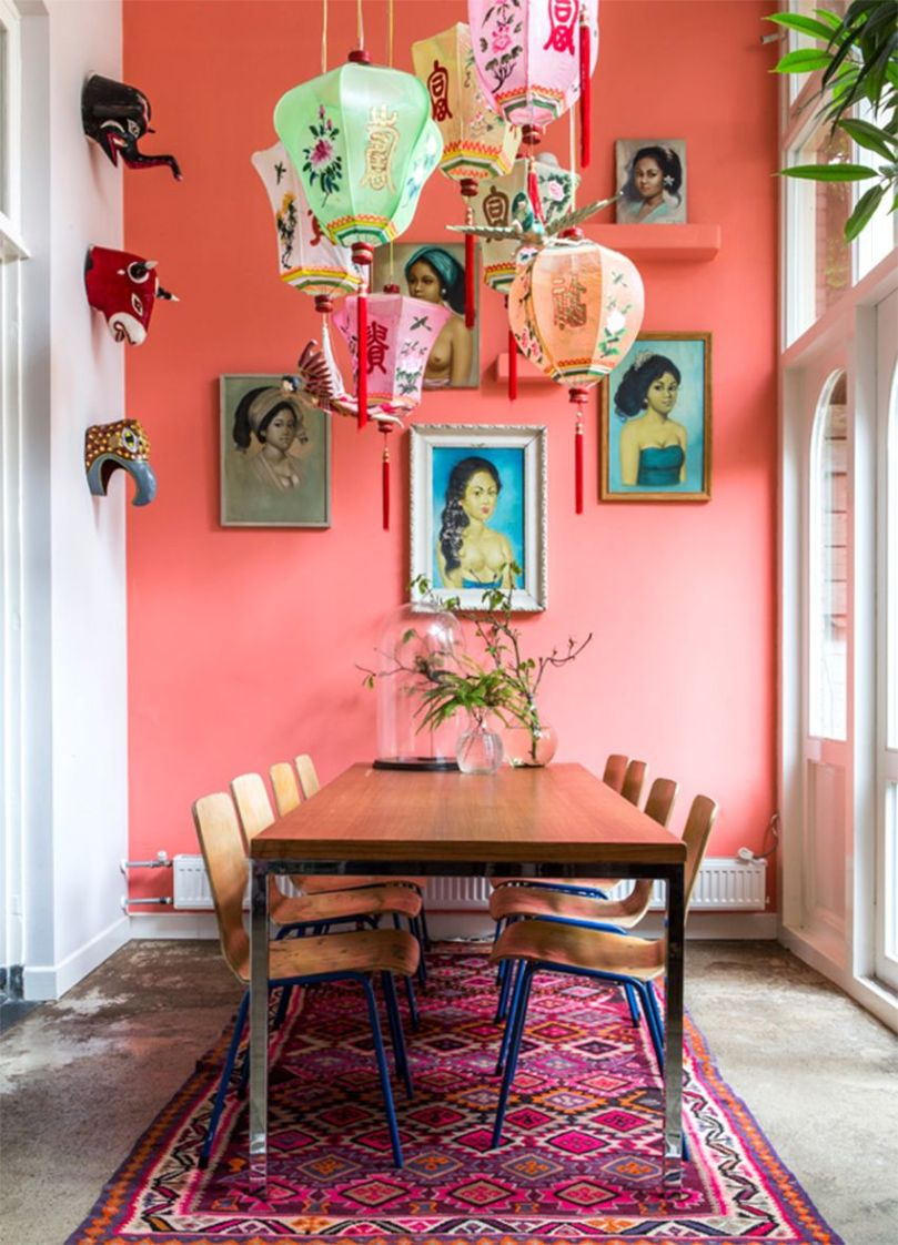 Pantone Colour of 2019: LIVING CORAL