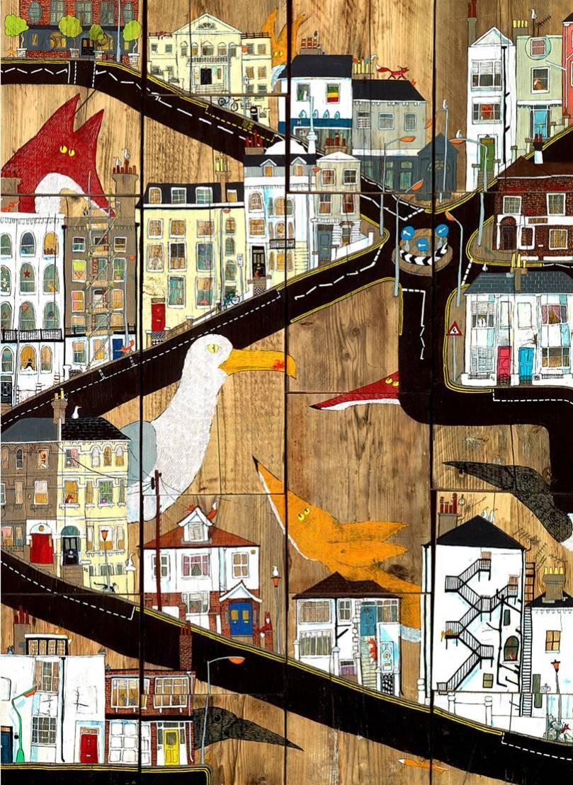 Andrew James Hofmeyr - Artist Illustrator