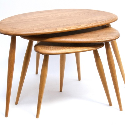 Decorating Dictionary: Define Nesting Tables | via thedesigntabloid.com