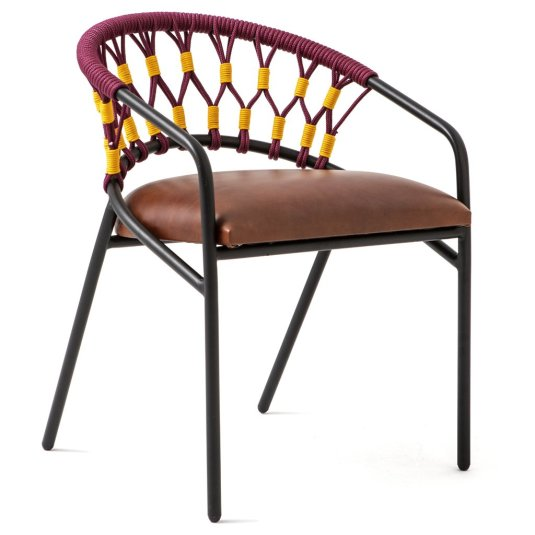 Friday Finds: ZCafe Rope Dining Chair