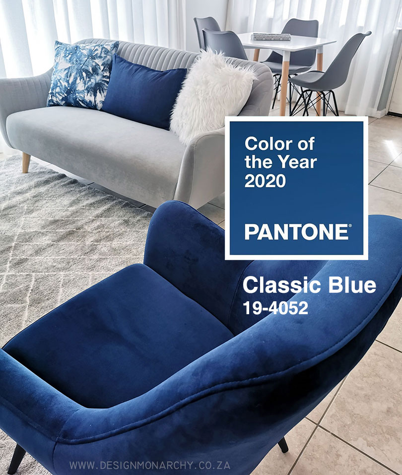 Pantone Colour of the Year: Classic Blue | via thedesigntabloid.com