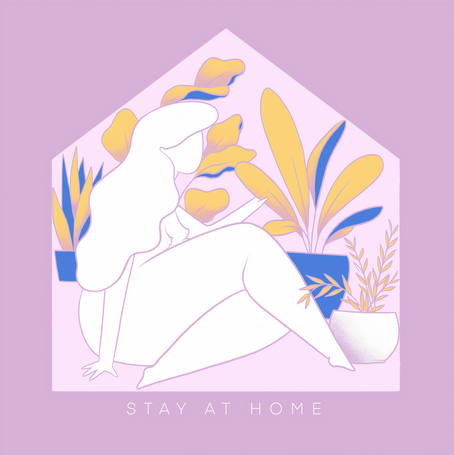 Covid-19: Stay Home