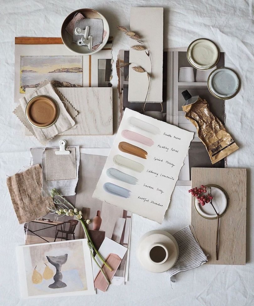 Decorating Dictionary - Define Neutral Colour | via designmonarchy.co.za