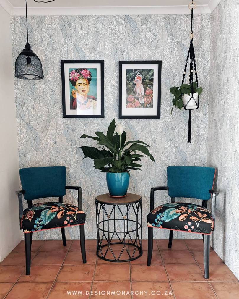 Room Reveal: Entrance Foyer Makeover | via Design Monarchy